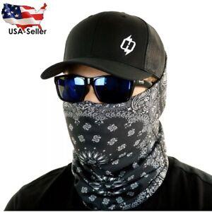 1xBandana-100-Cotton-Paisley-Print-Scarf-Head-Wrap-Neck-Headband-USA-SELLER