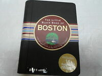 Little Black Book Of Boston, 2011 Edition, Fold Out Maps
