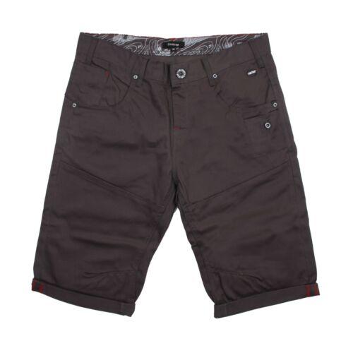Eastley Shorts Official Firetrap Mens Grey