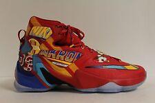Men's Nike LeBron 13 XIII Promo Sample EYBL PE 843801-696 Kyrie Cavs MVP Sz 9