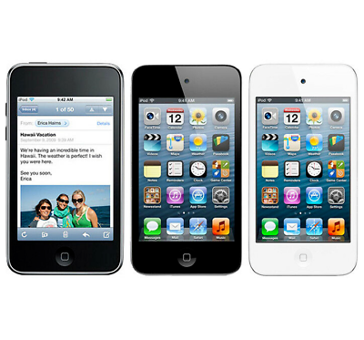 Apple Ipod Touch 2nd Generation Black 32 Gb For Sale Online Ebay