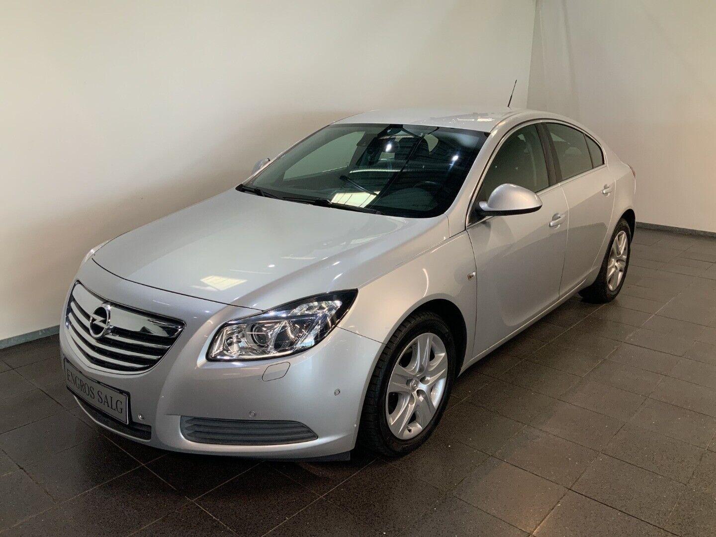 Opel Insignia 2,0 CDTi 130 Edition eco