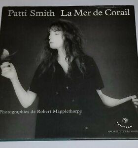 PATTI SMITH ROBERT MAPPLETHORPE 1996 HARDCOVER ART BOOK ...