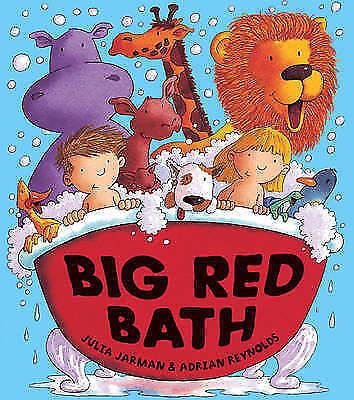 Big Red Bath-ExLibrary