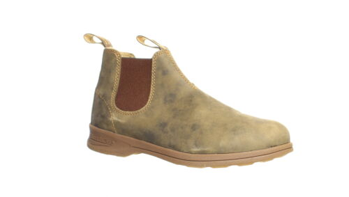Blundstone Mens Brown Ankle Boots Size 5 (1548114)
