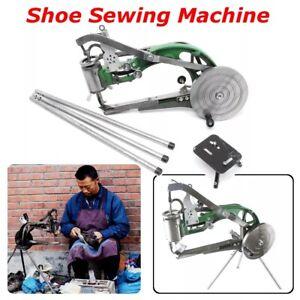 Schuhe-Naehmaschine-Leder-Reparatur-Naehen-Ausruestung-Handbuch-Machen-Maschine