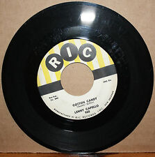 LENNY CAPELLO Cotton Candy TOOTLES New Orleans Popcorn Rockabilly 45 on RIC 960