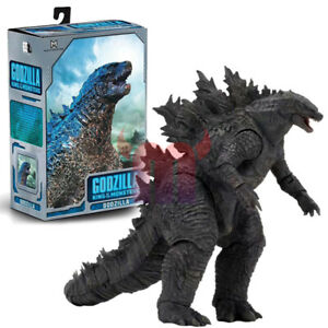 NECA-Godzilla-King-Of-Monster-2019-Dinosaur-6-034-Action-Figure-12-034-Head-To-Tail