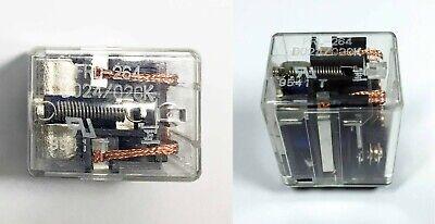 D048//02CK Relay 8-PIN 10A 240Vac FUJITSU FRL-263 48Vdc Coil