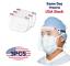 Protective Full Face Shield Anti Splash and Saliva Clear Film Mascarilla Dental