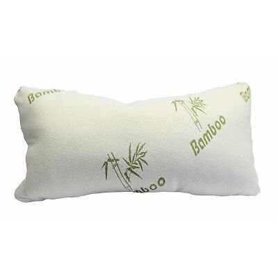 Bamboo Magic Memory Foam Pillow, Maximum Support for Back & Neck - 3 Sizes! NEW