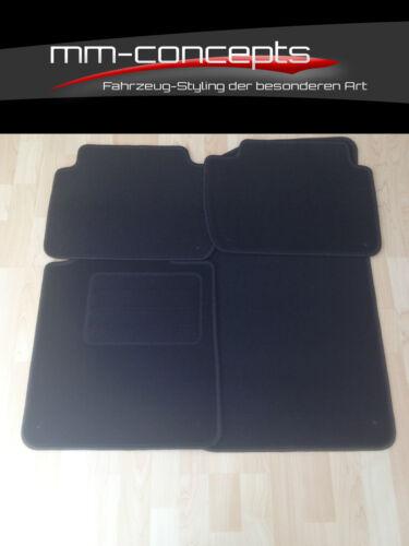 Autoteppich Fußmatten Matten Teppich für BMW 5er E39 M5 Velours M-Performance