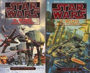 wars x wing books star
