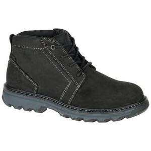 Caterpillar Boots Men Parker ESD Black