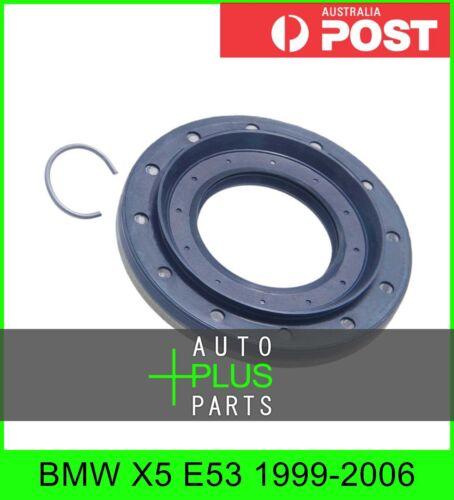 Fits BMW X5 E53 1999-2006 44X90X9.9X14.6 Axle Case Housing Rubber Oil Seal