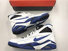 best service 0cbe5 17a52 ... item 1 Vtg 1993 Nike Air Solo Flight white royal black sz 10 men shoes  rare ...