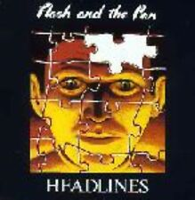 Flash And the Pan Headlines Us LP