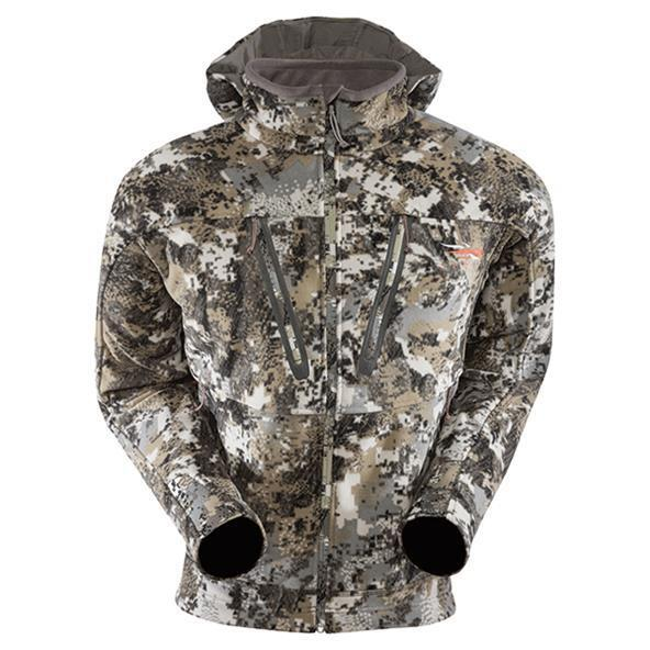 @NEW @ Sitka Gear Stratus Chaqueta blancotail Optifade Elevated II Camo XXL 2XL