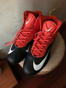 sneakers for cheap f19c1 ea95d Image is loading Nike-Zoom-Code-Elite-TD-3-4-Football-