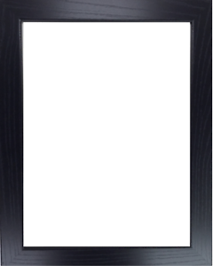 Details About Black Wood Effect Wall Decor Hanging Photo Frames Picture Size 60cm X 30cm
