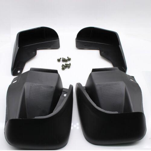 OE Front Rear 4Pcs Set Fender Splash Mud Guards Flaps For 96-00 2//4dr Honda Civc