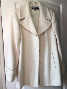Størrelse Herman Large Coat Ivory Kay nWcWftSF