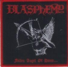 BLASPHEMY - Fallen Angel Of Doom - Woven Patch / Aufnäher