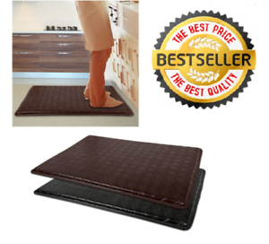 Details About Anti Fatigue Floor Mat 20 X 36 Comfort Memory Foam Kitchen Rug 4 Colors New