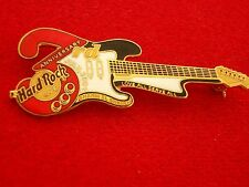 HRC Hard Rock Cafe Sharm El Sheikh 3rd Anniversary Guitar LE
