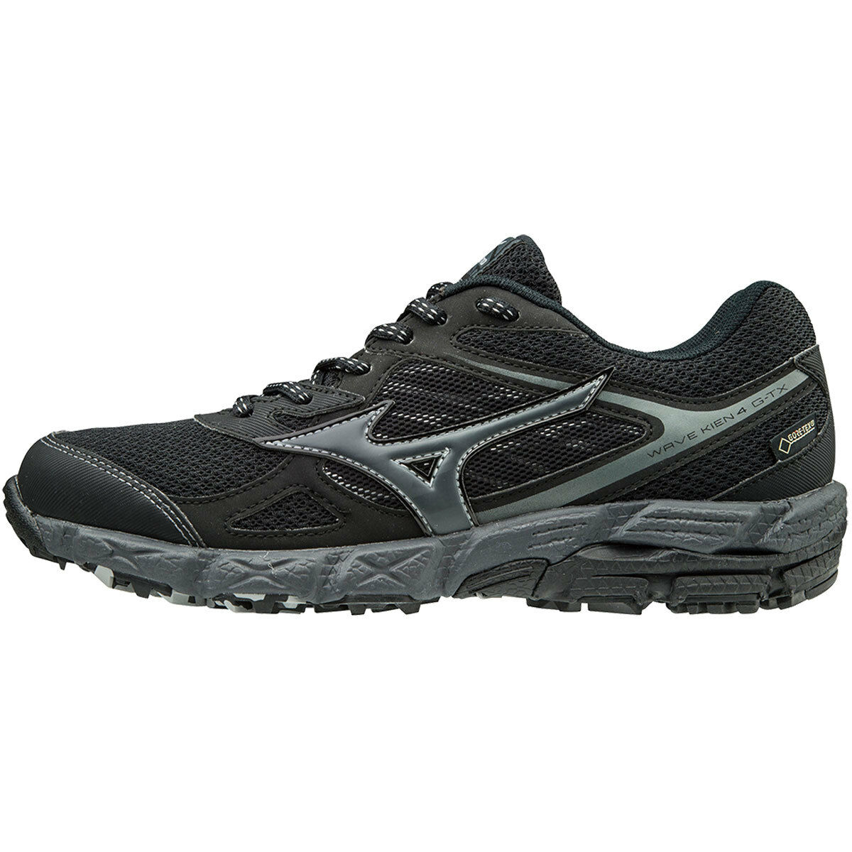 Mizuno Wave Kien 4 GTX Lady   J1GK175951   Trailrunning oder Walking