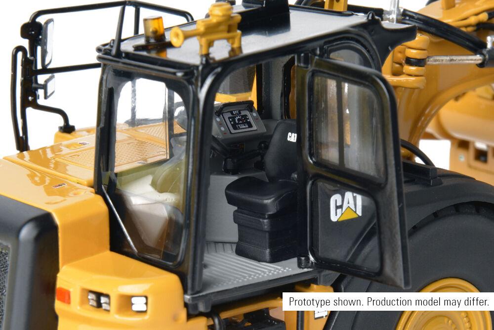 Caterpillar 637K Charbon-Bol Racloir par ccm