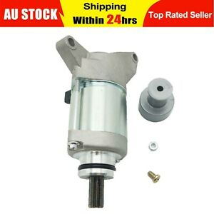 NEW Starter Motor Compatible with Fits For Yamaha WR450F 2003-2006 Starter Motor