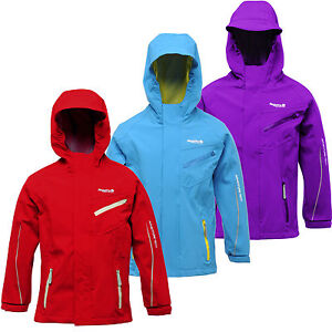 Regatta Skyjack Kids Jacket Girls Boys Waterproof & Breathable ...
