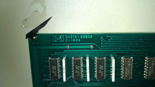 Details about  /04275-66508 Integrator PCB for HP 4275A Multi-Frequency LCZ  Meter