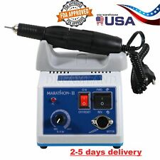 Dental Lab Marathon N3 Micro Motor Amp 35k Rpm Handpiece Polishing Machine Cutting
