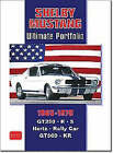 Shelby Mustang Ultimate Portfolio 1965-1970 by Brooklands Books Ltd (Paperback, 2003)