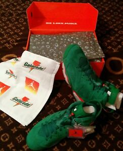 Nike Air Jordan 6 Gatorade Retro & 12 DB Doernbecher Freestyle Carissa DS 2017