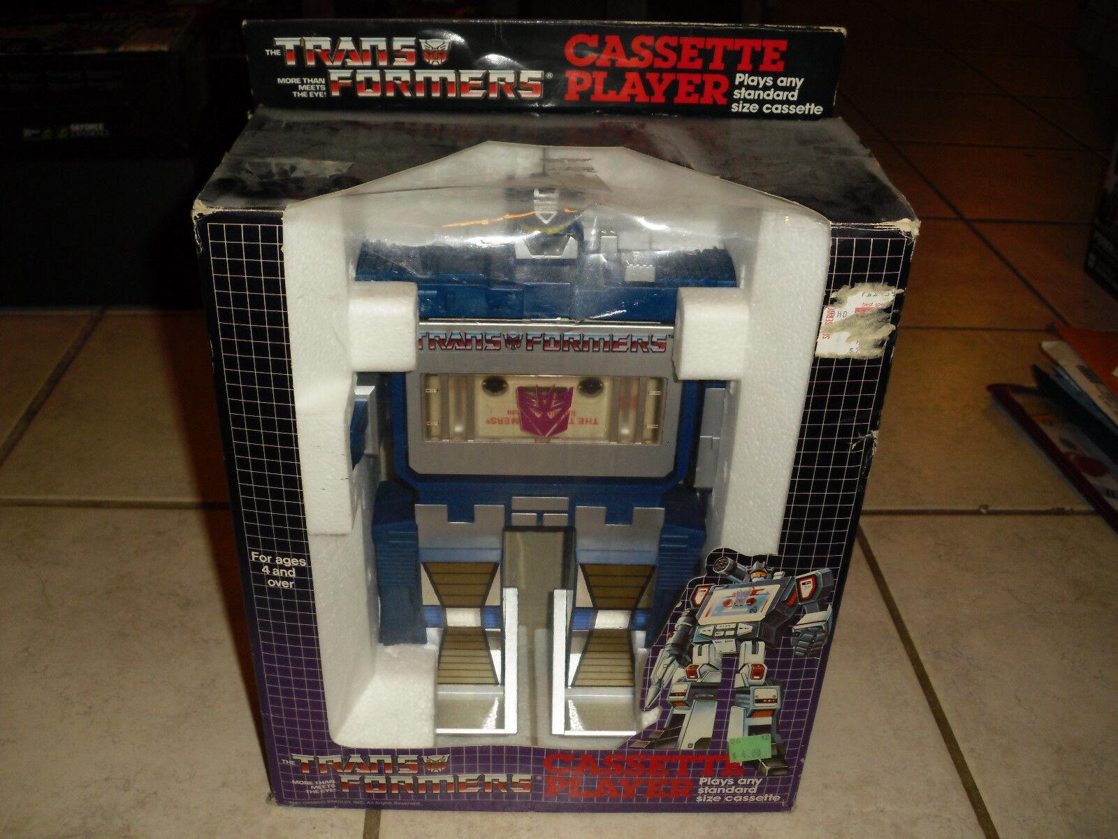 descuento de ventas Transformers onda de sonido Reproductor de de de Cassete  ventas en línea de venta