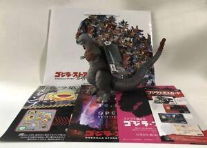 Godzilla À Conserver Ouvert Memorial Limité Bandai 2016 Transparent Gorge Noir