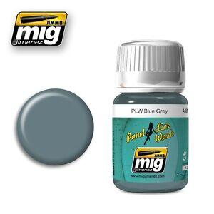 Ammo-of-Mig-A-MIG-1613-Panel-Line-Wash-PLW-Blue-Grey-Wash-Enamel-35ml