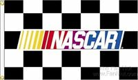 Nascar 10867 3x5 Flag W/grommets Checkered Outdoor House Banner Racing