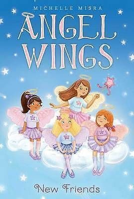 New Friends (Angel Wings)-ExLibrary