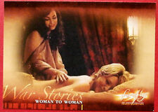 Joss Whedon's FIREFLY - Card #41 - Woman to Woman - Inkworks 2006