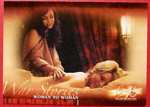 Joss-Whedon-039-s-FIREFLY-Card-41-Woman-to-Woman-Inkworks-2006