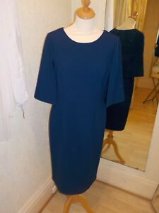 Style Plain 2459 Navy Dress Ella Boo wfqxgfIYP1