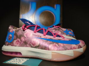 cheaper be4f1 072fe Image is loading NIKE-KEVIN-DURANT-KD-VI-6-SUPREME-AUNT-