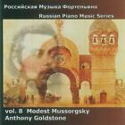 Russian Piano Music Vol.8 von Anthony Goldstone (2011)