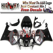 Fairings For Honda VTR1000 RC51 SP1 SP2 00-06 ABS Fairing Kit Bodywork BlackGrey