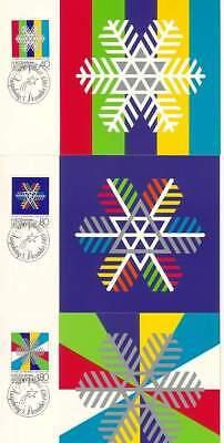 Initiative Liechtenstein Mk 44 Michelnummer 834-836 Liechtenstein europa:15434