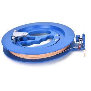 16cm-Plastic-polyester-Kite-Line-String-Winder-Reel-Grip-Wheel-Handle-Tool-L-CE